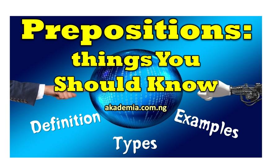 Prepositions things you should know akademia for Haute you should know