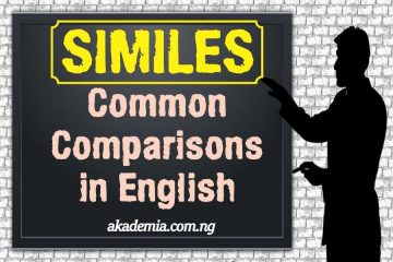 Similes - Common Comparisons in English