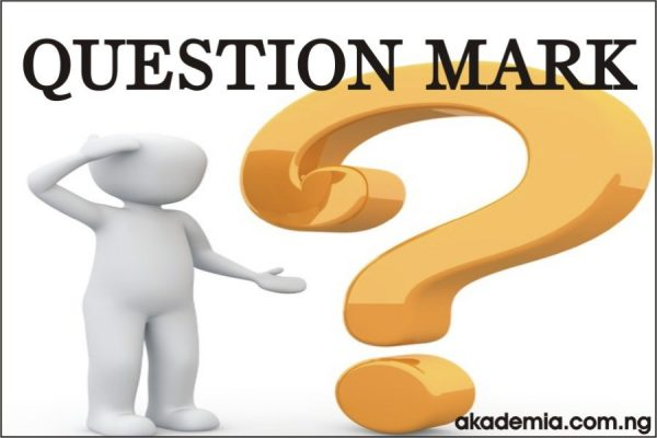 Question Mark - Definition, Uses and Examples